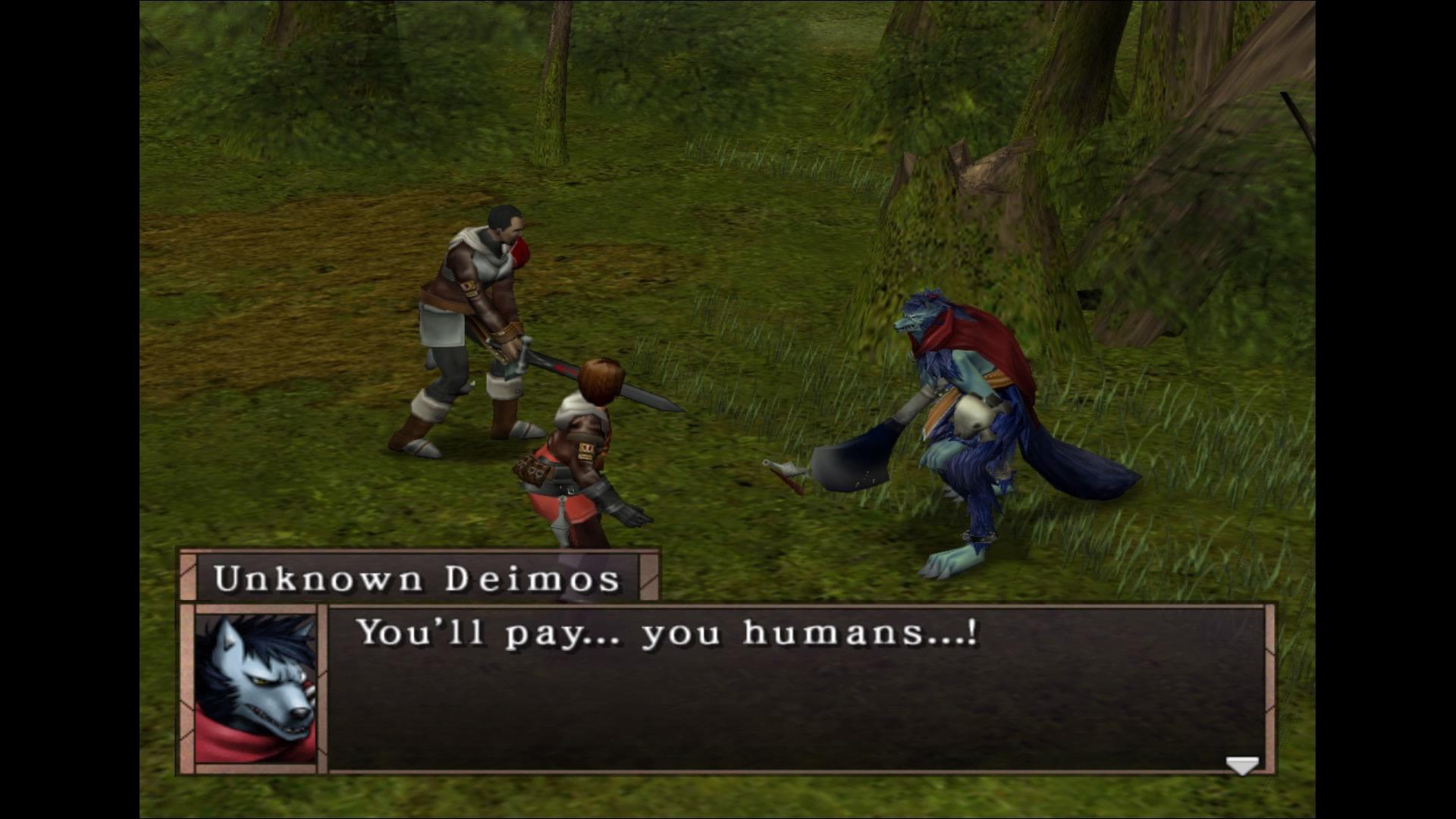 arc the lad twilight of the spirits combat screenshot