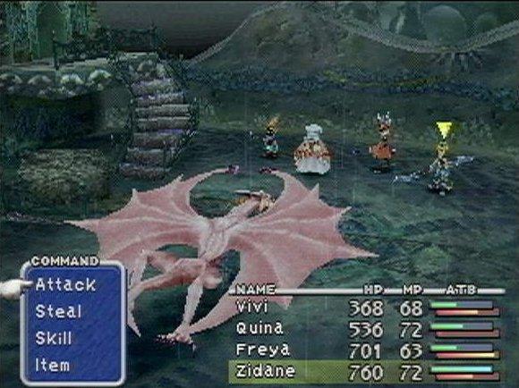 Final Fantasy IX Screenshot
