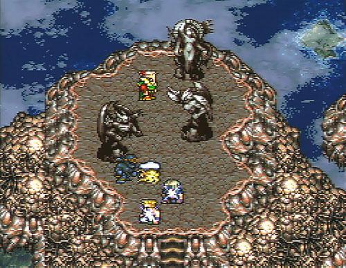 Final Fantasy VI Scene