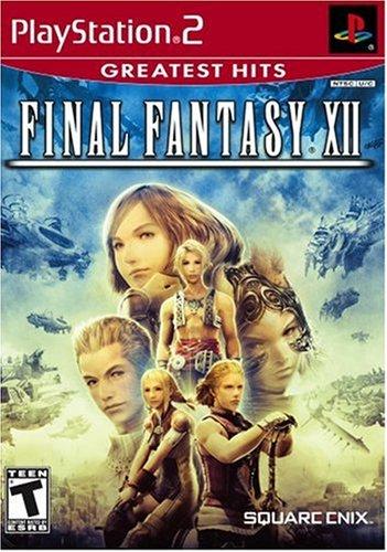 Final Fantasy XII Box Art