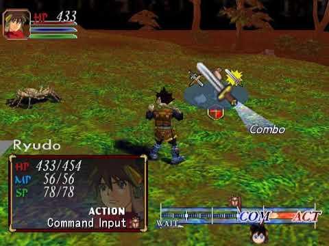 Grandia II Screenshot