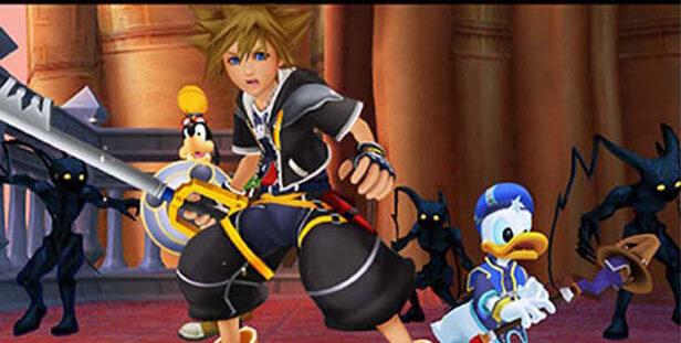 Kingdom Hearts II Screenshot