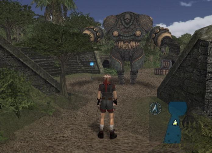 Suikoden IV Screenshot