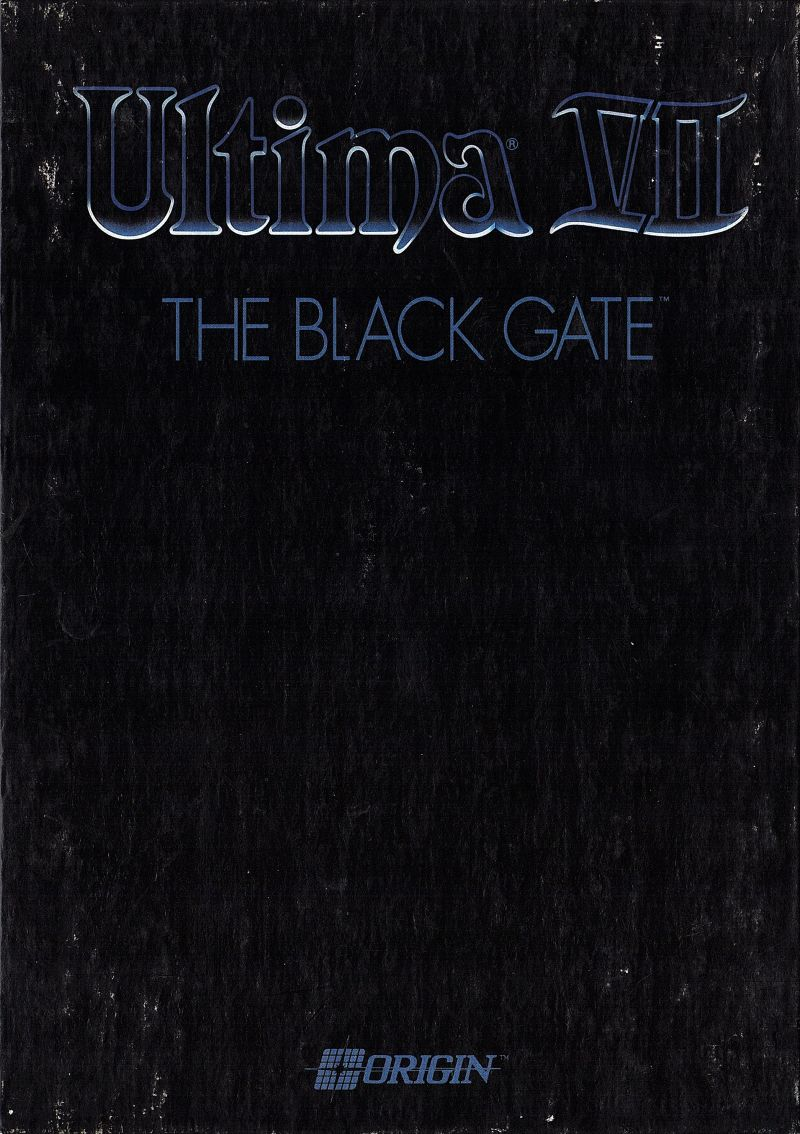 Ultima VII The Black Gate