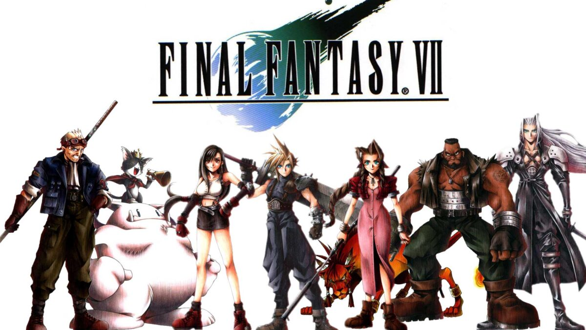 FFVII Characters
