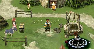 xenogears town screenshot