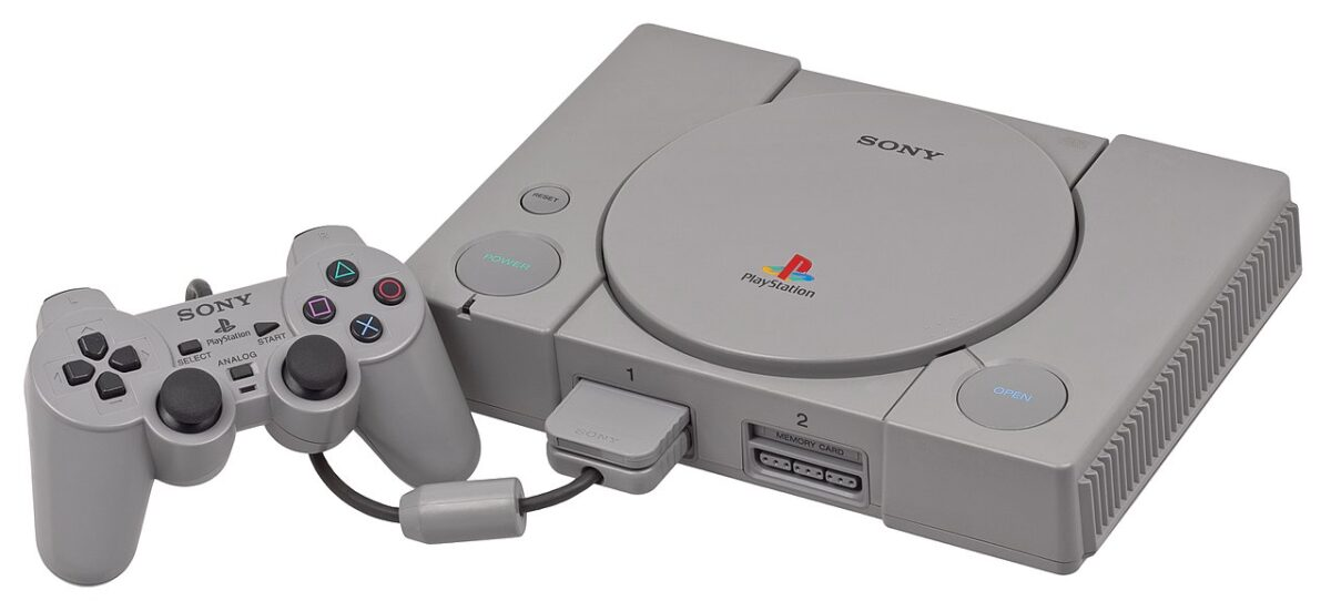 sony playstation 1 psx PS1 console
