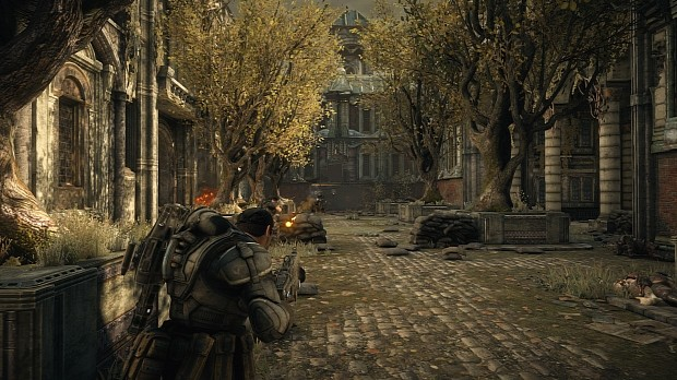 gears of war screenshot