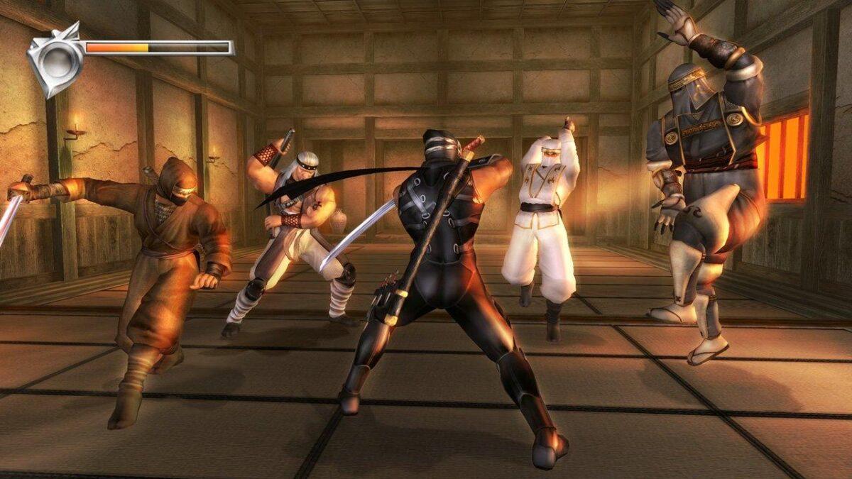 Itagaki Ninja Gaiden