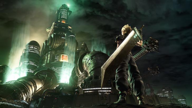 screenshot of cloud final fantasy VII7