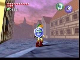 Zelda Early Shot