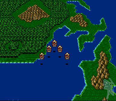 final fantasy 4 screenshot