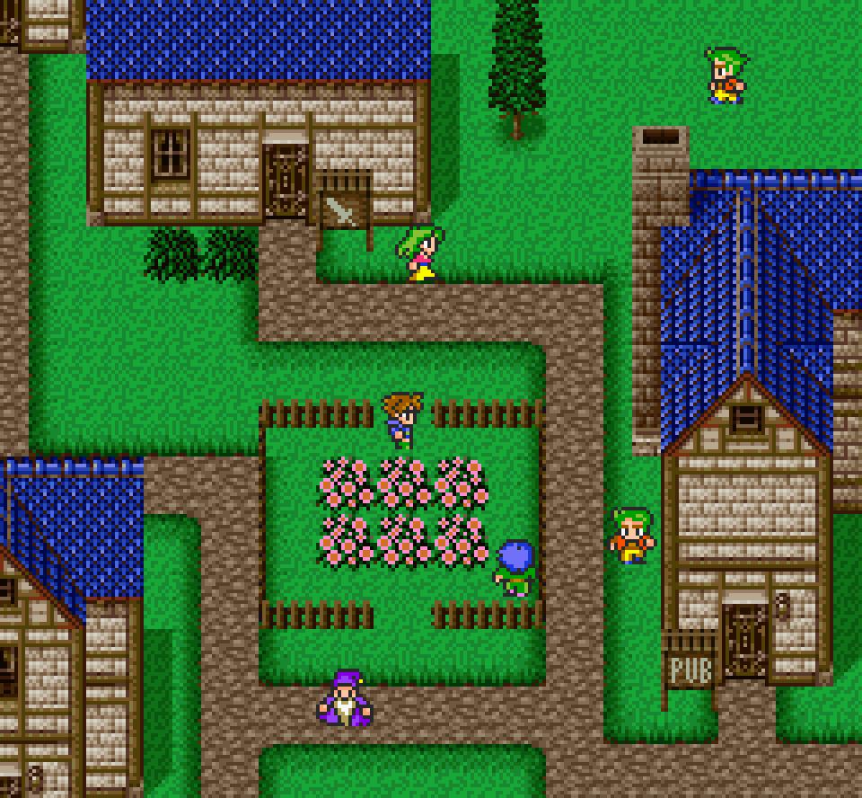 final fantasy 5 screenshot