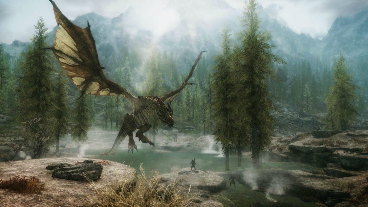 The Elder Scrolls VI Article Skyrim shot