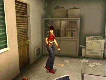 Resident Evil CV DC shot