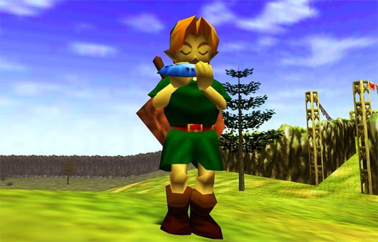 Ocarina Nintendo 64