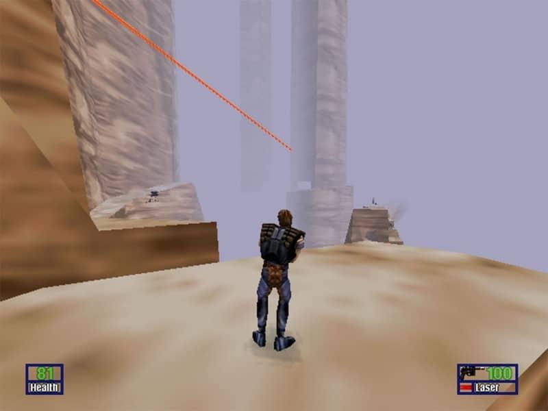 Gall Moon Nintendo 64