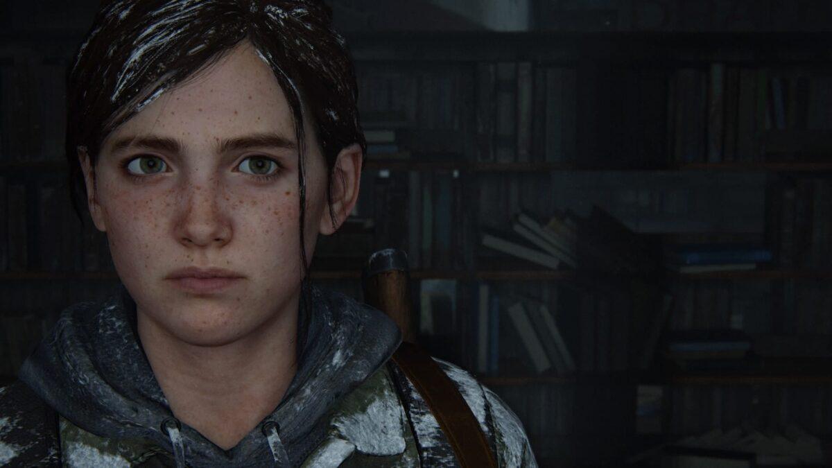 Ellie In-game