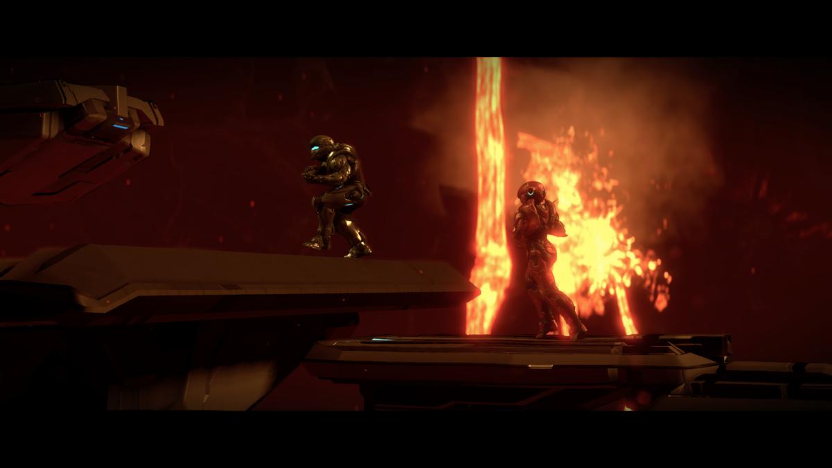 Halo 5 Cut scene