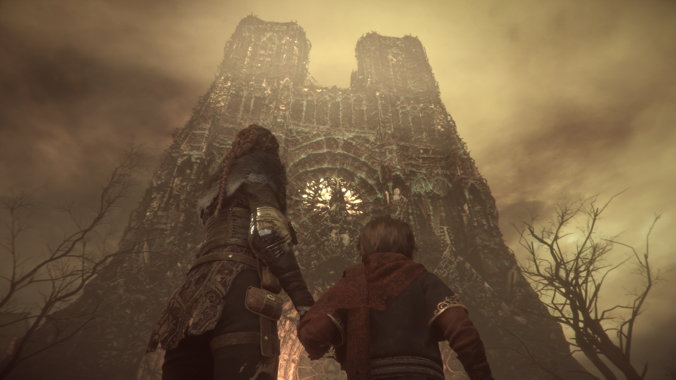 A Plague Tale final castle