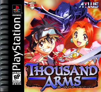 Thousand Arms cover