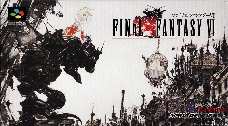 Final Fantasy Art Cover