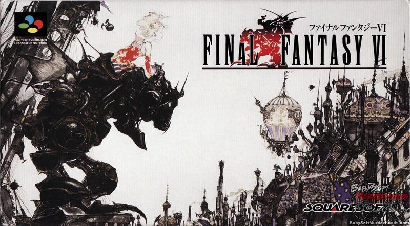 Final Fantasy Art Cover