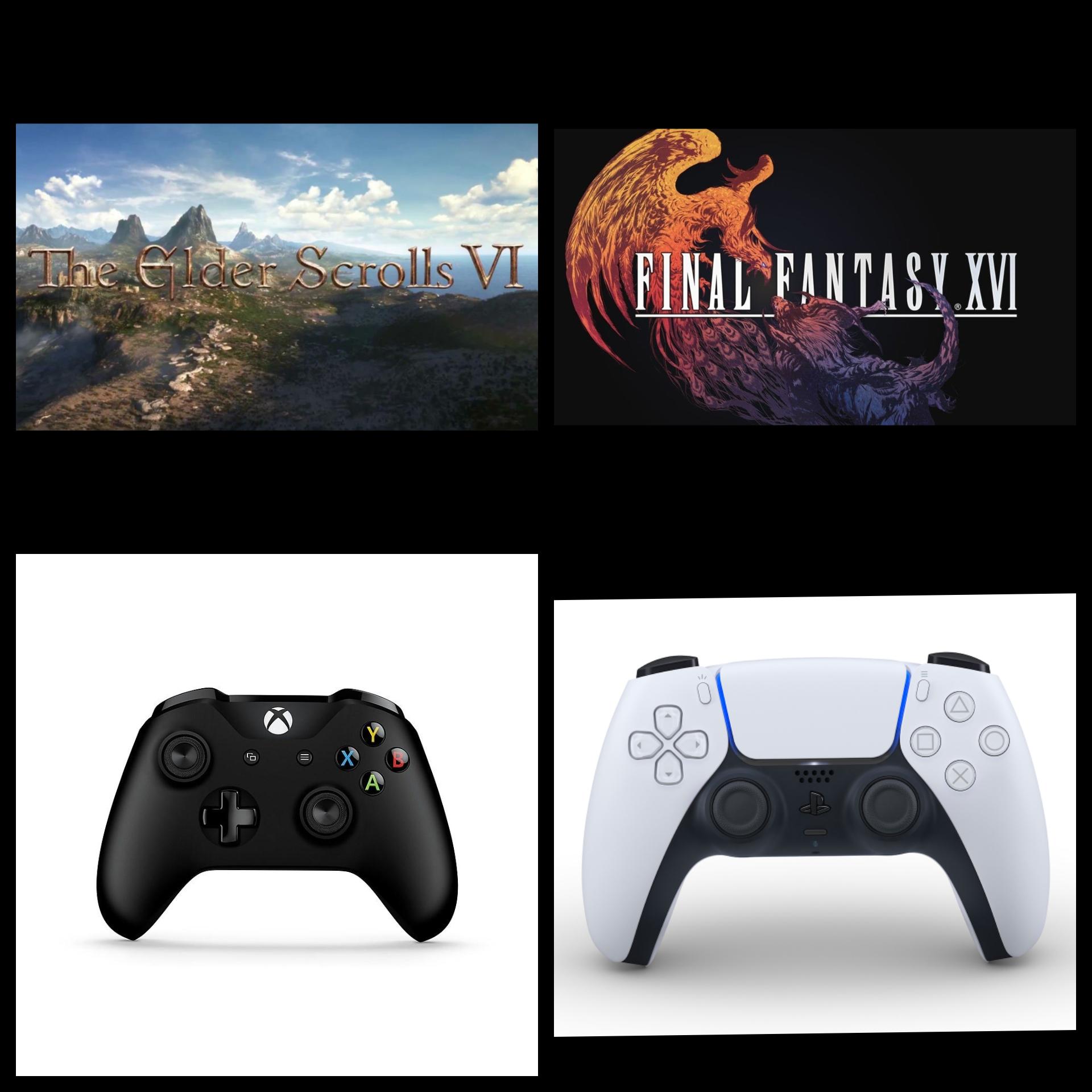 PS5 vs XSX