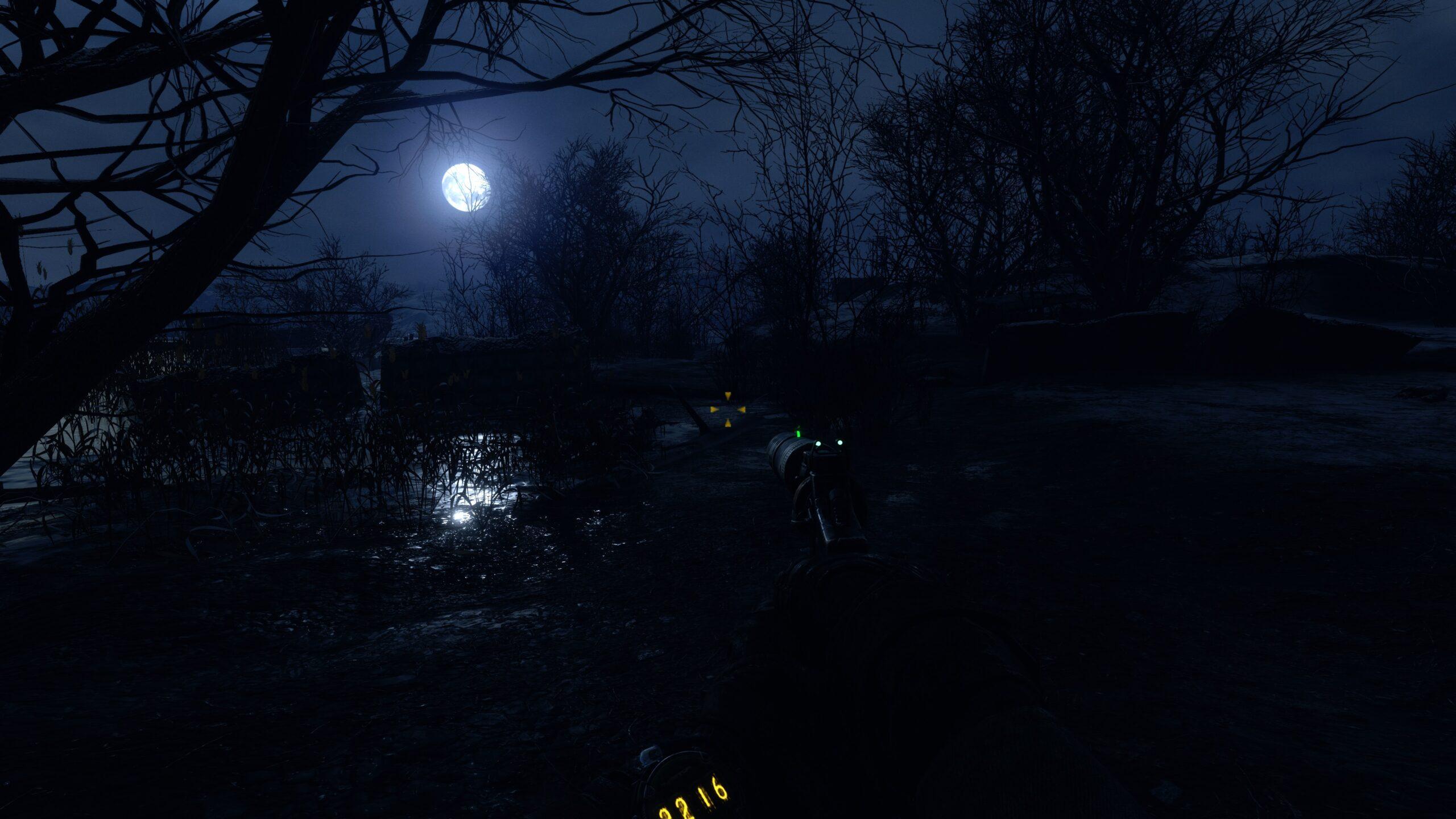 Moon Light Metro Exodus