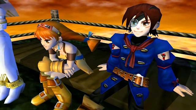 Skies of Arcadia Top FIve Dreamcast RPGs