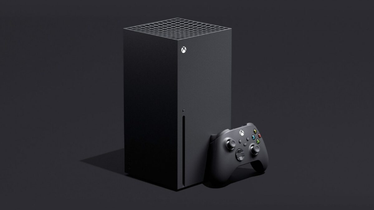 Xbox Series X Console and Controller
