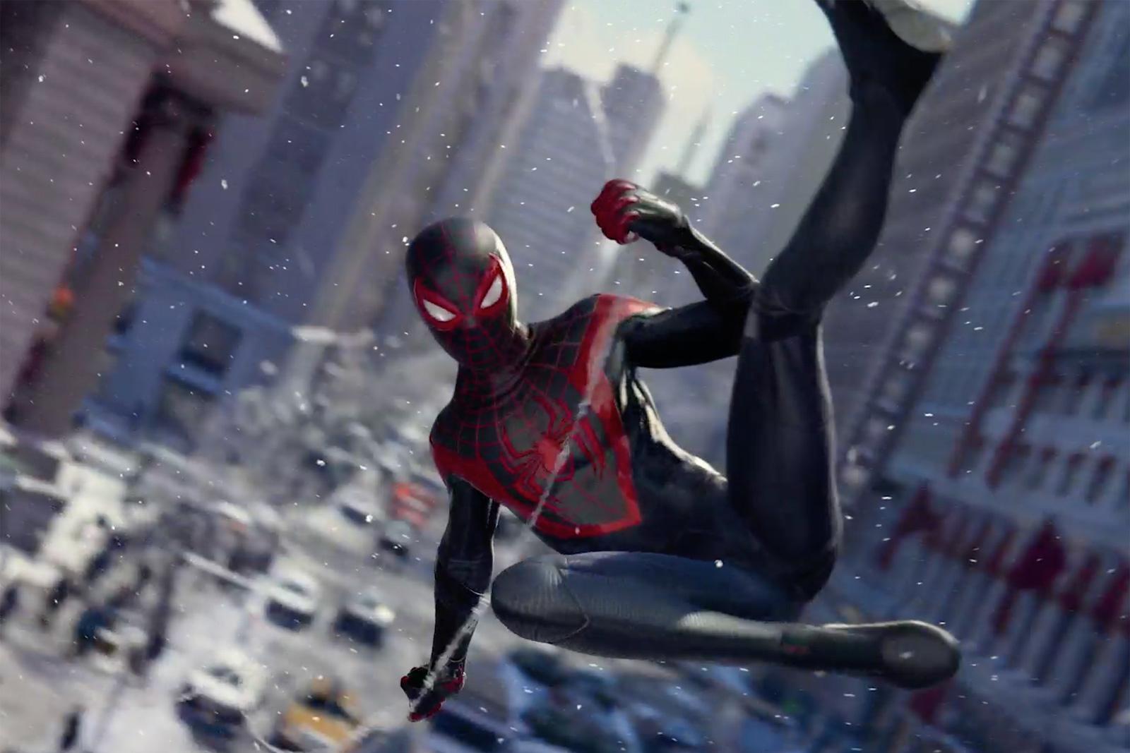 Miles Morales Spider