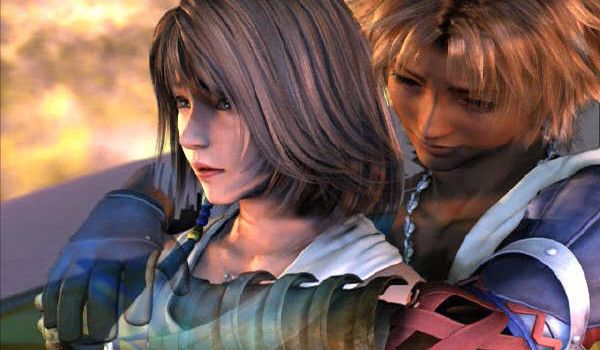 Titus and Yuna Final Fantasy X