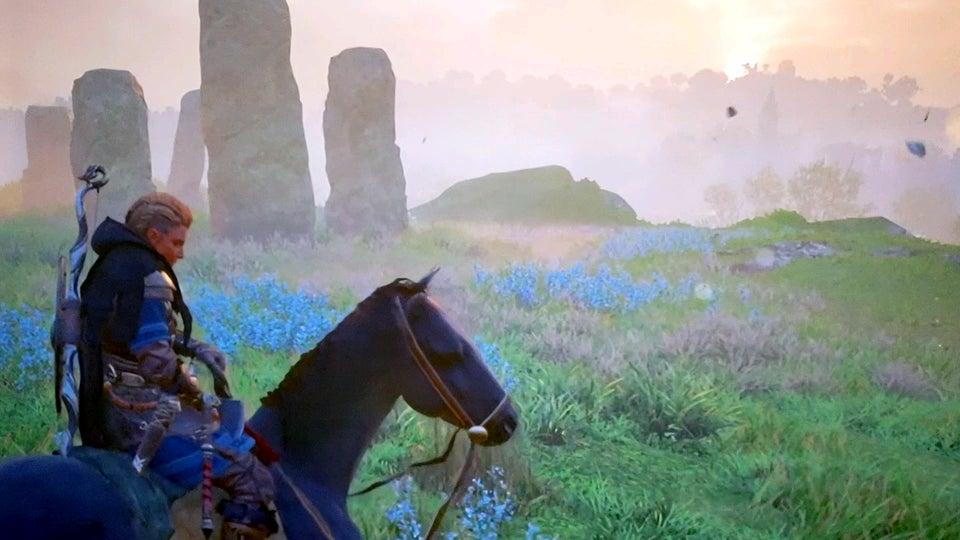 Assasin's Creed: Valhalla Horse
