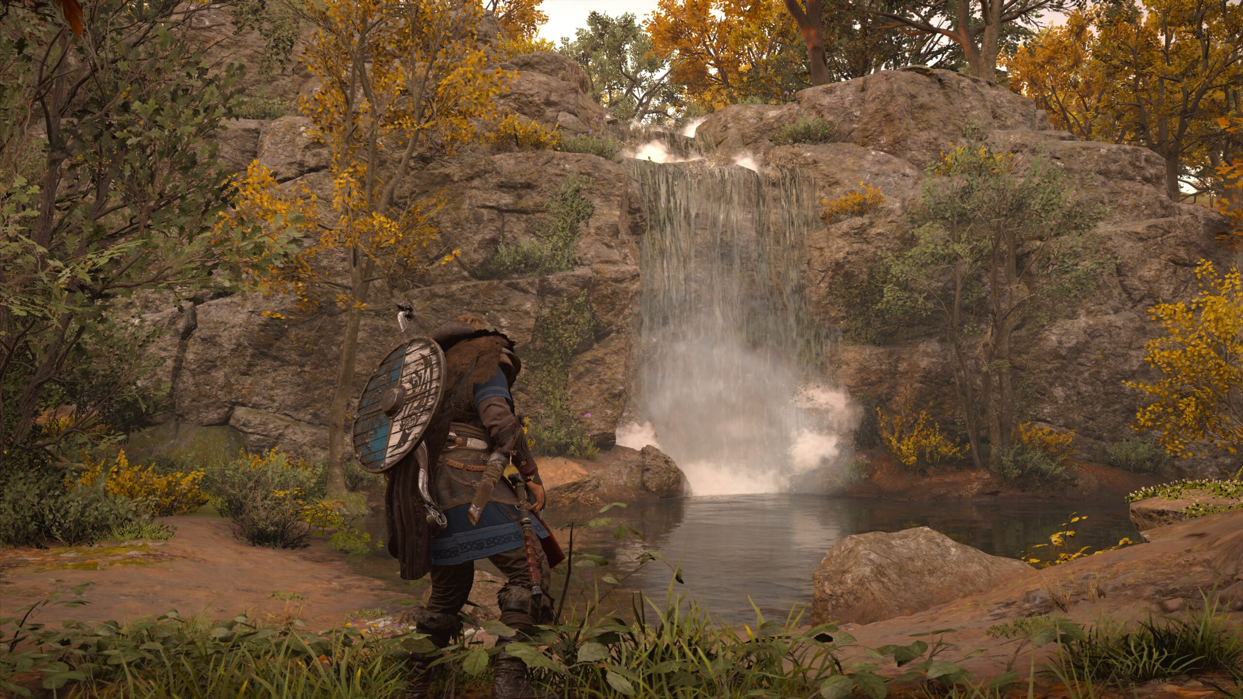 Valhalla Water fall