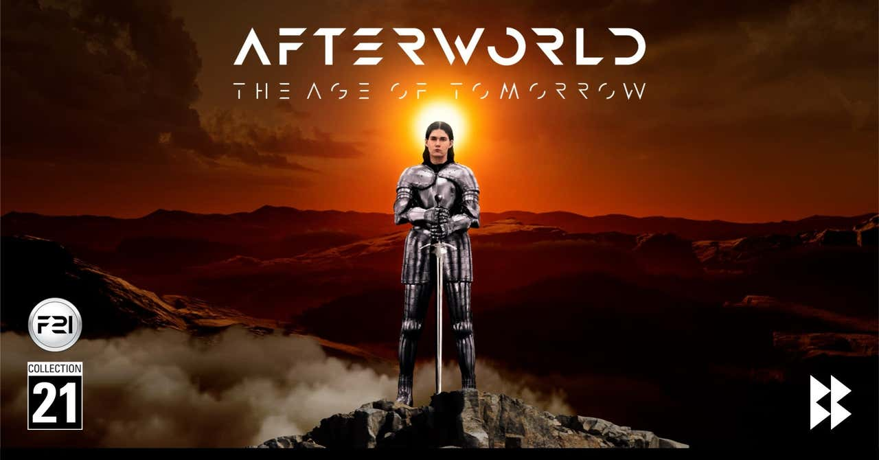 Afterworld The Age of Tomorrow Art