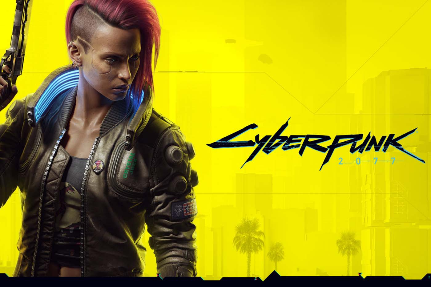 Cyberpunk 2077 Female
