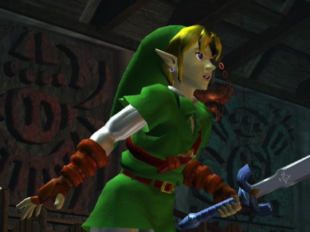 The Legend of Zelda Space World