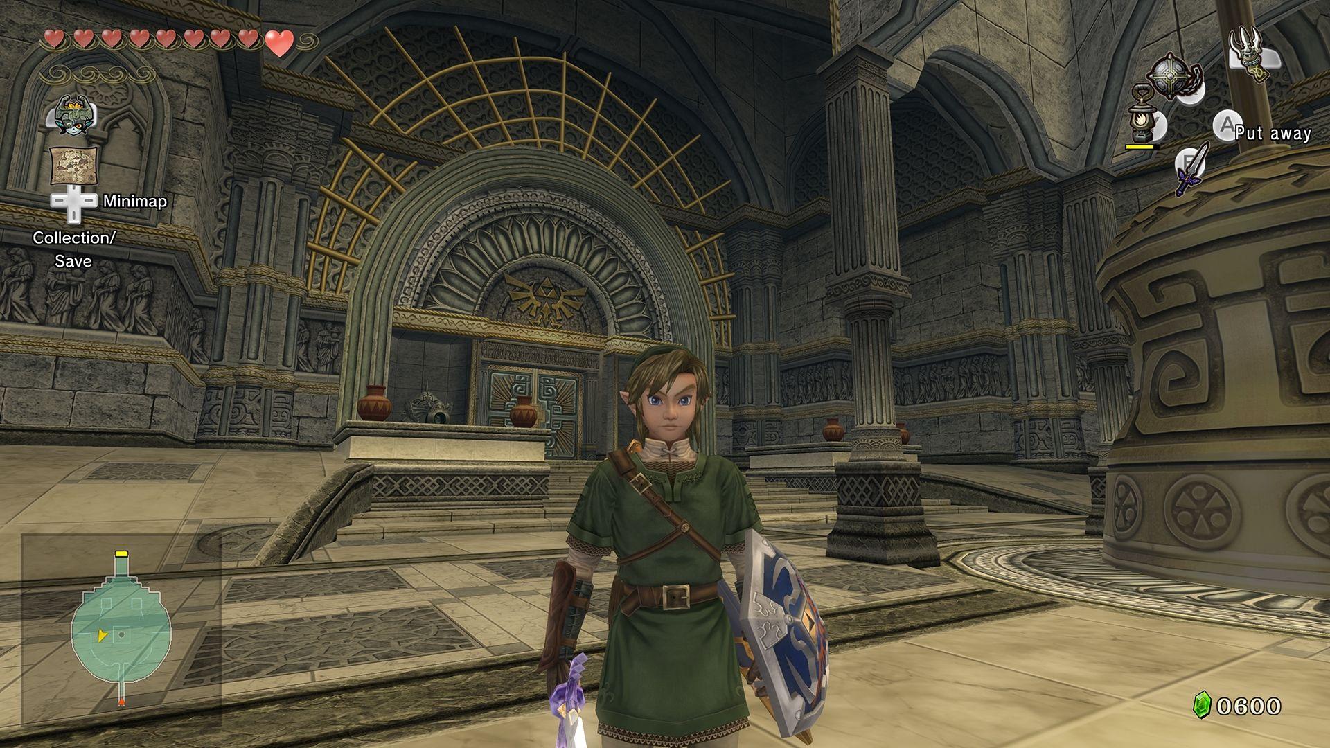 Twilight Princess Wii U