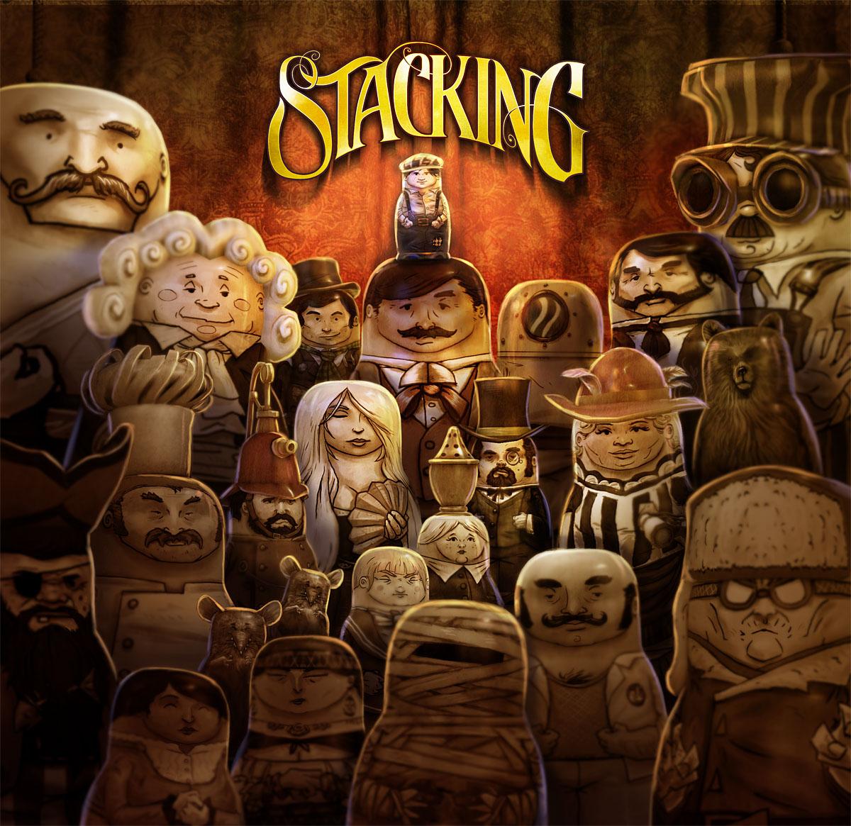 stacking-videogame-artwork-tim-schafer-double-fine-downloadable-xbla-psn