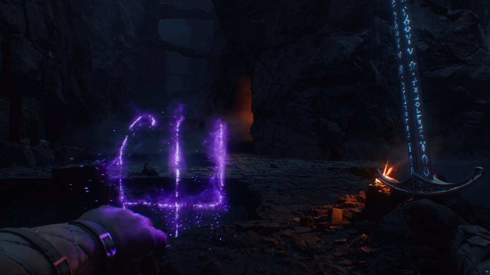 Avowed-Glowing-Sword-And-Symbol