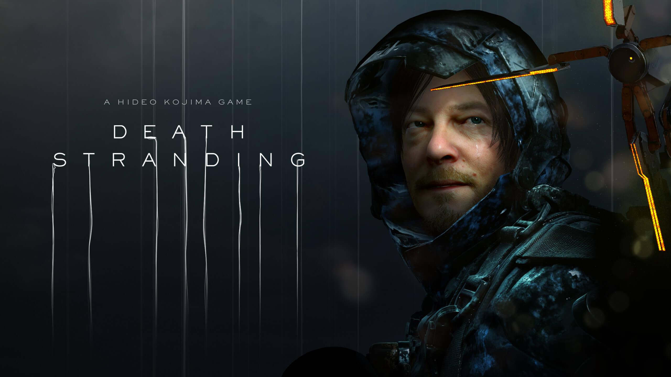 Death-Stranding Steam Awards