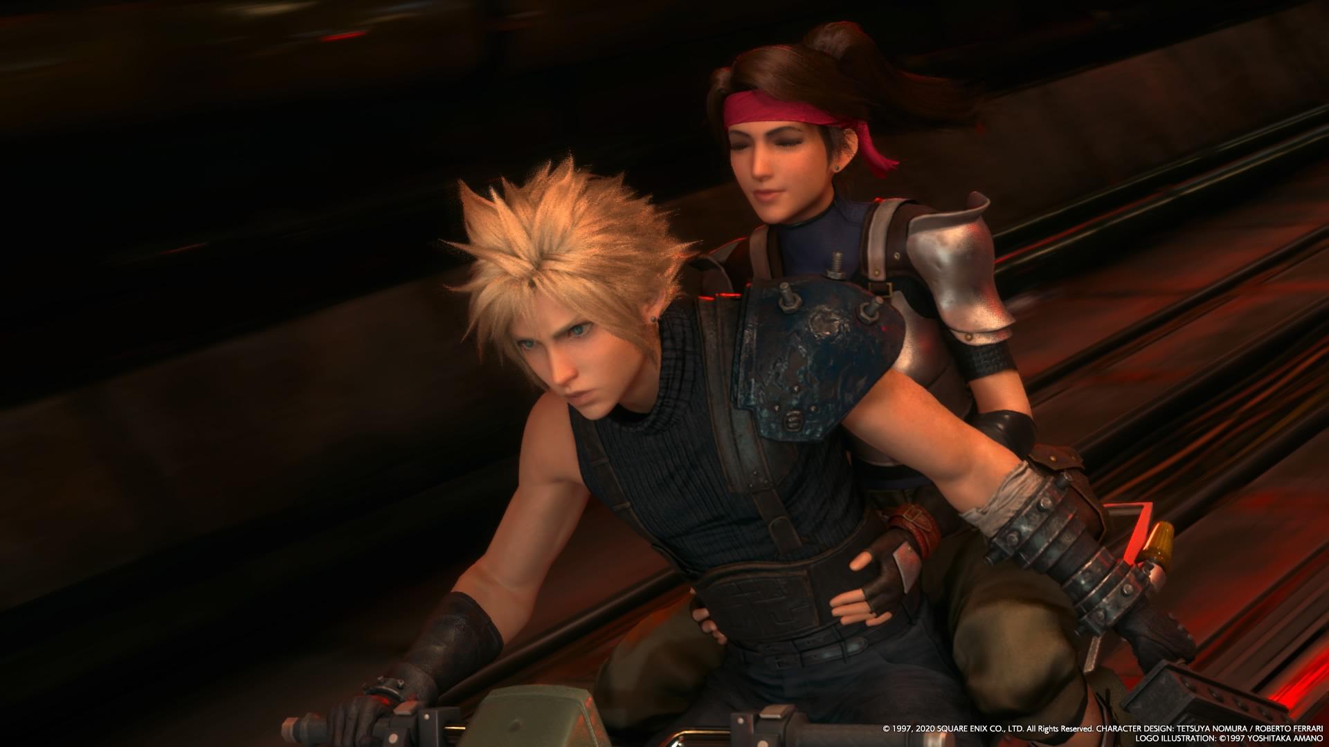 Final Fantasy VII Remake 1