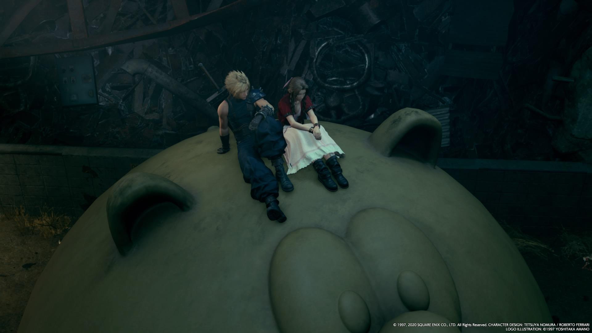 Final Fantasy VII Remake Aerith