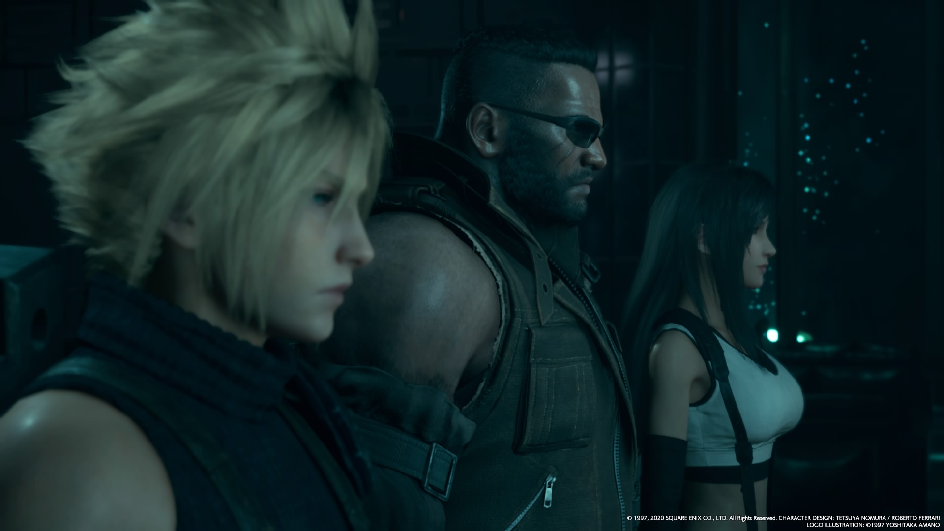 Final Fantasy VII Remake Party