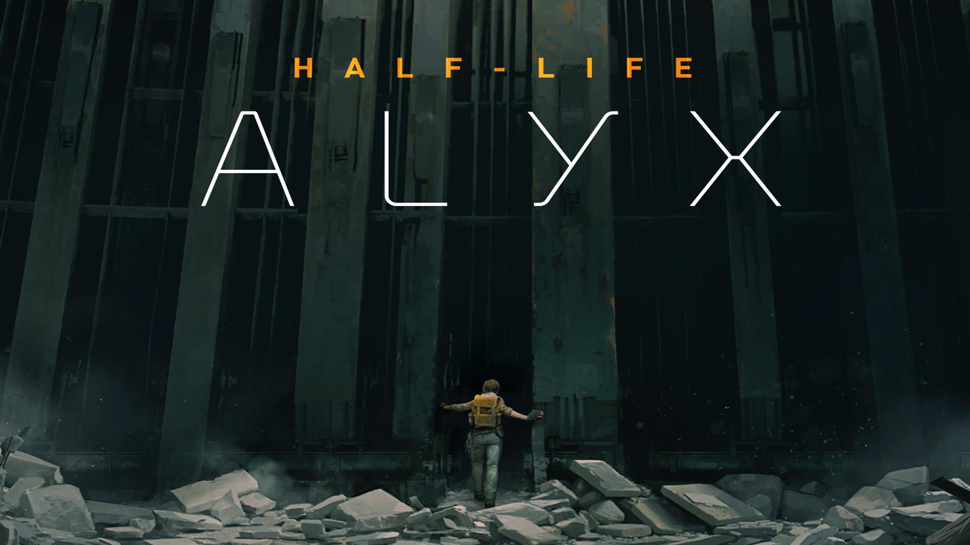 half-life-alyx Steam Awards