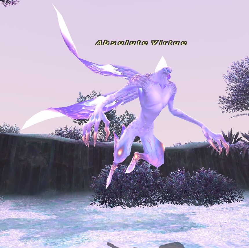 Final Fantasy Absolute Virtue