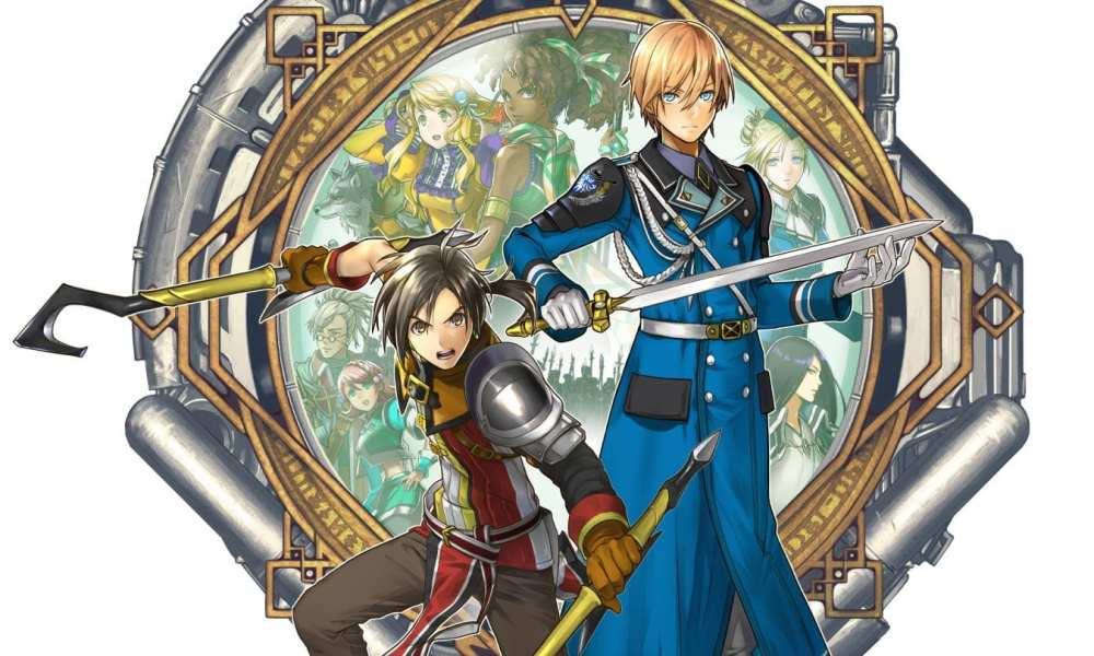 Eiyuden Chronicles Cover