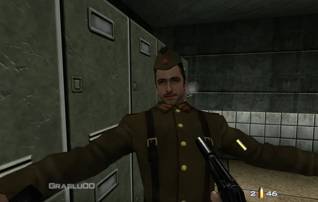 Golden Eye Leak 2