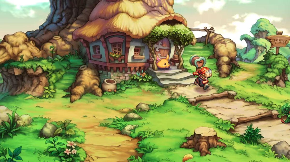 Nintendo Direct Legend of Mana